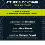 Atelier Blockchain dédié aux femmes