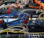 L'infrastructure fibre optique, Wi-Fi et 4G du Centre de Congrès de Lyon...