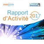 Le rapport d'activité 2017 est en ligne