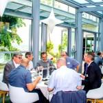 Déjeuner d'affaires Teldej 16, le 11 juillet 2014